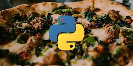 Python & Pizza Night Vol. I tickets