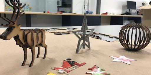 Christmas Making Workshop - existing Makerspace Members
