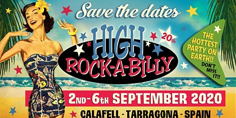 HIGH ROCK-A-BILLY # 20 entradas
