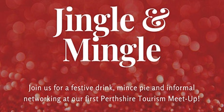 Perthshire Christmas Tourism Meet-Up tickets
