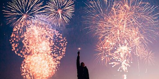 New Year's Meditation; Brussels, Januari 4th 2020