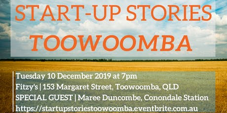 Future Farmers Network Start-Up Stories Toowoomba tickets