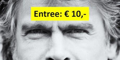 Nationaal Theaterweekend, Marcel de Groot - DOOR tickets