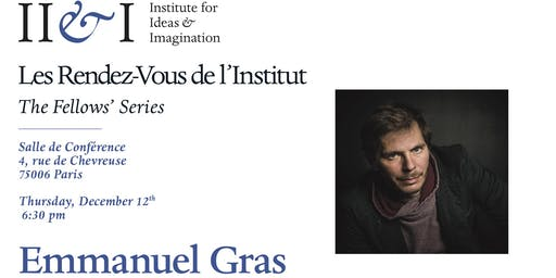Emmanuel Gras: Filming the Gilet Jaunes