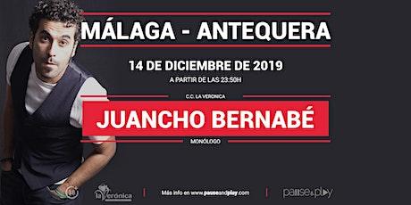 Monólogo Juancho Bernabé en Pause&Play La Verónica entradas