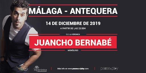 Monólogo Juancho Bernabé en Pause&Play La Verónica
