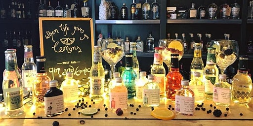 Business networking at Ribble Valley Craft Gins - by lovelocal, January 2020