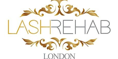 Lash Rehab RUSSIAN Lash Masterclass May 2020 by Seda London tickets