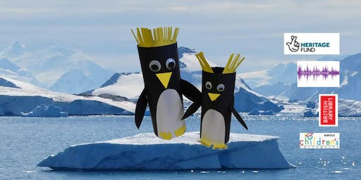 FAMILY FUN AND CRAFTS: Amazing Antarctica!