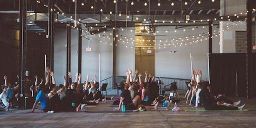 New Years Eve Intention Setting + Yoga