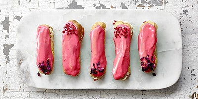 Puff & Choux Pastry Cookery Course