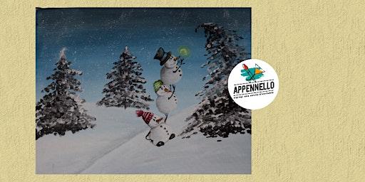Verona: Più pazzi di neve, un aperitivo Appennello