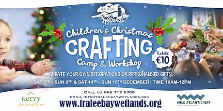 Children's Christmas Crafting Camp & Workshop tickets