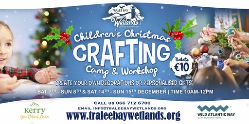 Children's Christmas Crafting Camp & Workshop