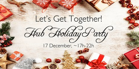 Hub Holiday Party tickets