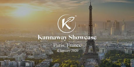 Kannaway Showcase Paris billets