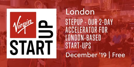 Virgin StartUp : StepUp tickets