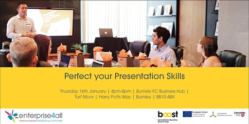 Perfect your Presentation Skills