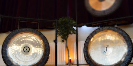 Deep Gong Immersion- 3h session tickets