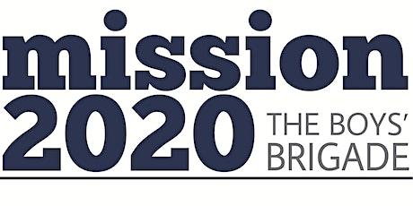 MISSION 2020 Chaplains' Gathering - Antrim tickets