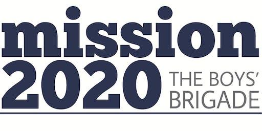 MISSION 2020 Chaplains' Gathering - Antrim
