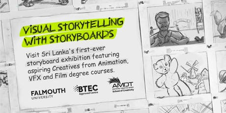 Visual Storytelling with Storyboards tickets