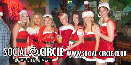 Didsbury Village Santa Pub Crawl (YOU MUST BOOK DIRECT WITH SOCIAL CIRCLE) tickets