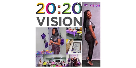 My Vision Empowerment Vision Board Party tickets