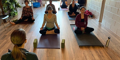 Peace in the Pause: Yoga with Gretchen