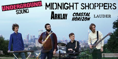 Midnight Shoppers - Underground Sound Presents tickets