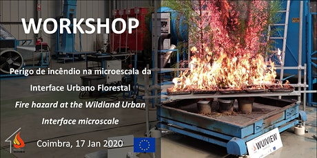 Workshop on fire hazard at the WUI microscale tickets