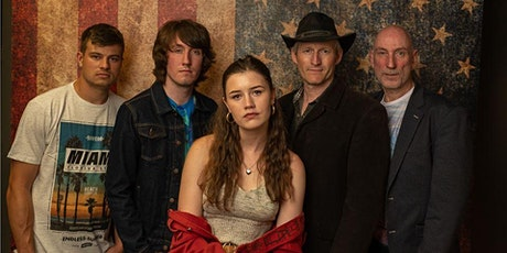 American Dreamers Band Live at the Bell E17 (Sat 18th Jan 2020) 8pm tickets