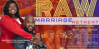 RAW MARRIAGE RETREAT 2020