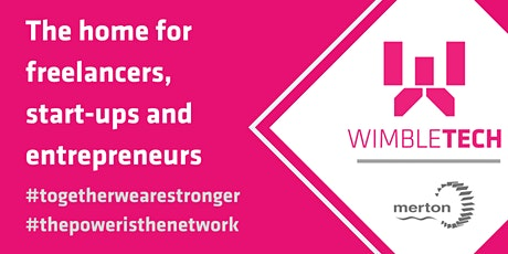 Freebie Friday: Freelancers, Startups, & Entrepreneurs @ Wimbletech tickets