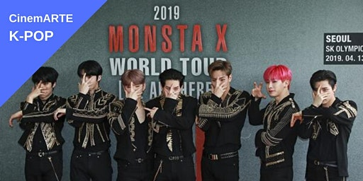 [CinemARTE K-POP] 2019 MONSTA X World Tour [We Are Here] in Seoul