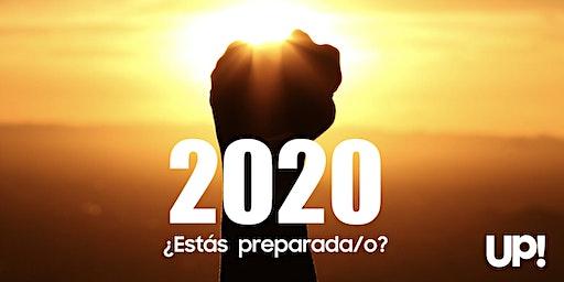 Empieza las fiestas con claridad: Planifica tu 2020