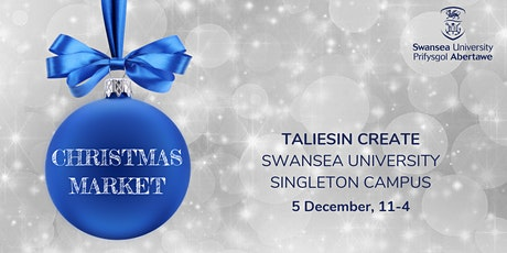 Swansea University Christmas Market tickets
