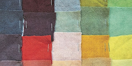 An Introduction to Natural Dyeing tickets