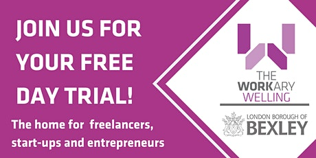 Freebie Friday for Startups, Entrepreneurs @ The Workary, Welling! tickets