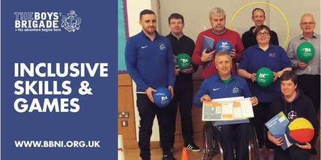 Inclusive Skills and Games Training with Disability Sport NI tickets