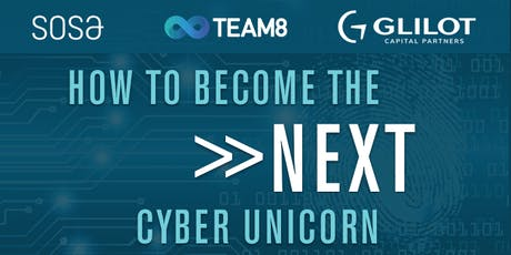 How to Become the Next Cyber Unicorn tickets