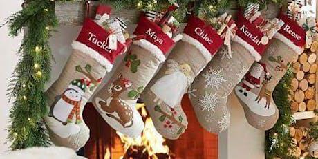 PCA - Christmas Creations 9-14yrs, Christmas GIF or Christmas Stocking tickets