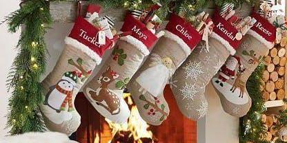 PCA - Christmas Creations 9-14yrs, Christmas GIF or Christmas Stocking