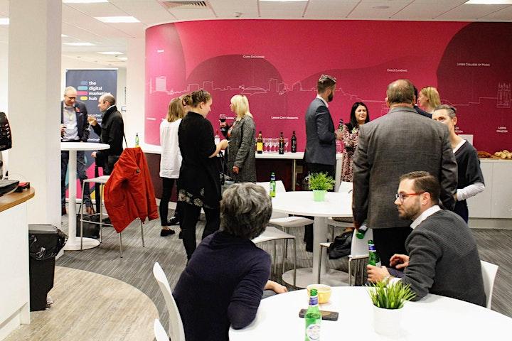The Digital Marketing Hub - Manchester image