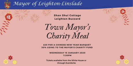 Charity Meal tickets