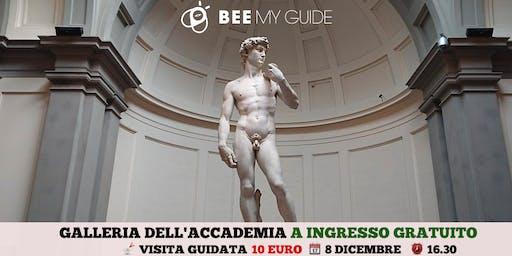 Galleria dell'Accademia con ingresso gratuito