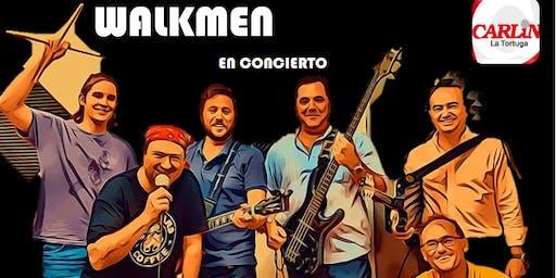 Walkmen en concierto
