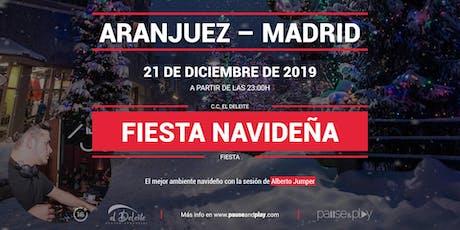 Evento Fiesta navideña con Alberto Jumper en Pause&Play El Deleite entradas