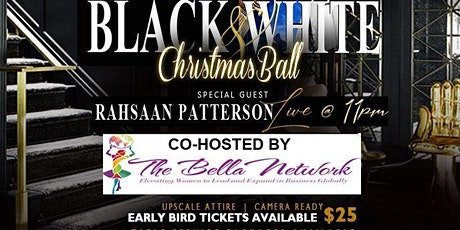 Black & White Christmas Ball Co-Hosted by The Bella Network tickets