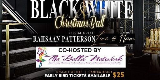 Black & White Christmas Ball Co-Hosted by The Bella Network